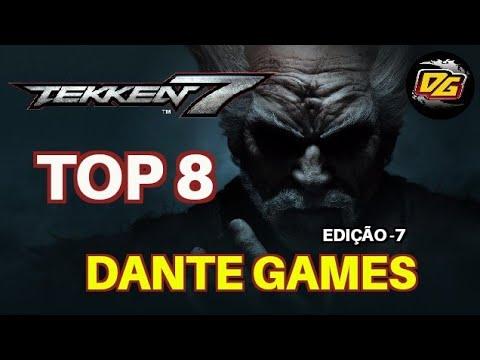 TEKKEN 7 TOP 8 DANTE GAMES #7