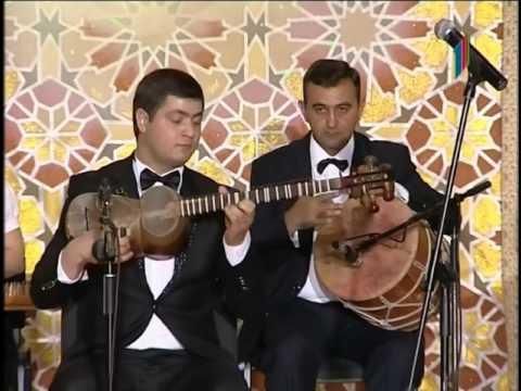 Ayten Meherremova  Edalet Behbudov Perviz Ferhadov  Fuzuli Rayon Horadiz Seherinde Solo Konserti