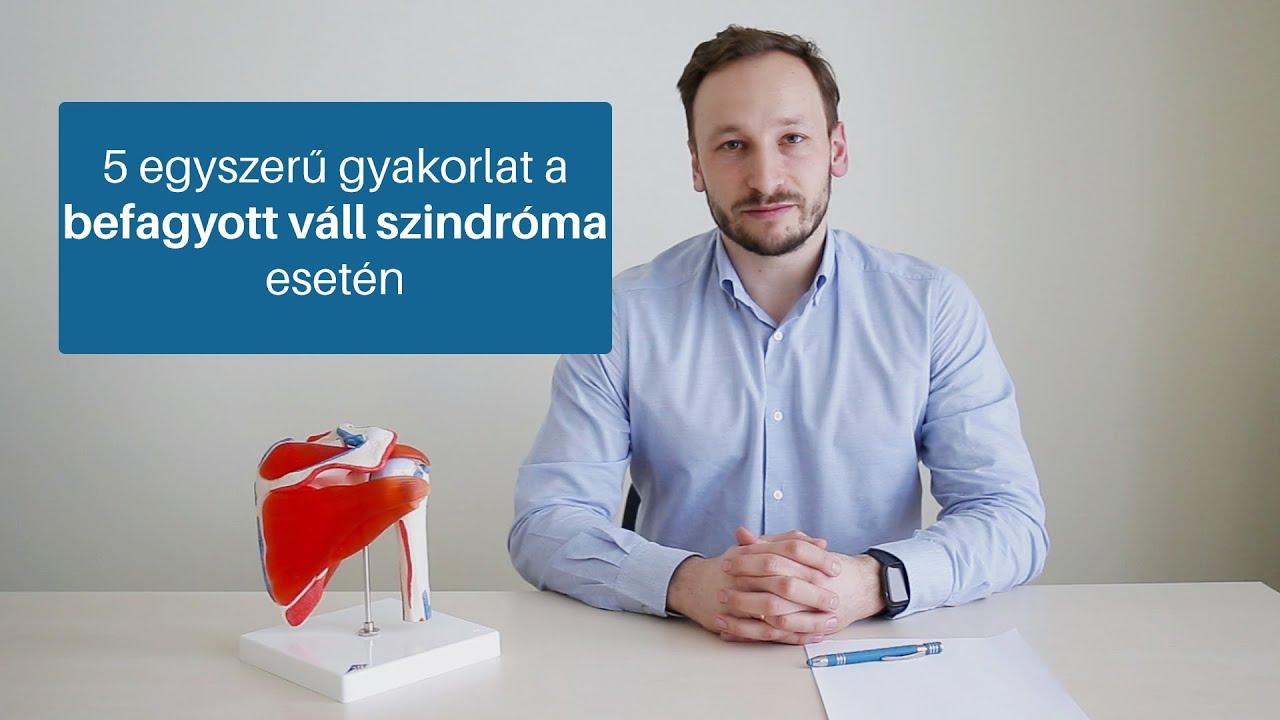 ☝ Vállfájdalom és befagyott váll gyógytorna Budapesten várakozás nélkül!