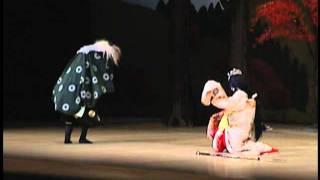 Nihonbuyo 日本舞踊 Kuramajishi「鞍馬獅子」