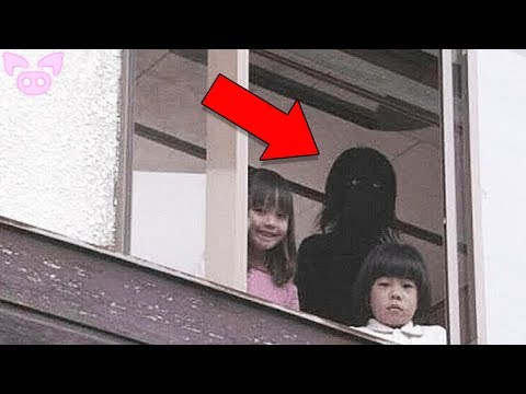 These Children Were Scared by Real Ghosts