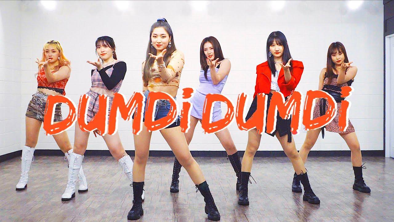 (여자)아이들 (G)I-DLE - '덤디덤디 (DUMDi DUMDi)' | 커버댄스 DANCE COVER | 안무 거울모드 MIRRORED