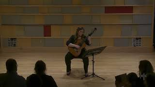 Ceili Connors - Alonso Mudarra Fantasia X