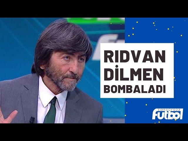 Rıdvan Dilmen Bombaladı | Sansürsüz Futbol