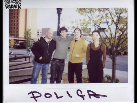 "Poliça - ""Wandering Star"" (Live on Radio K)"