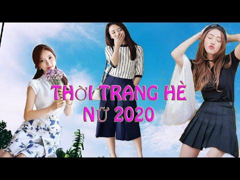 XU HƯỚNG Thời Trang Hè 2020 Nữ I VOMEN'S Summer Fashion 2020 Trends