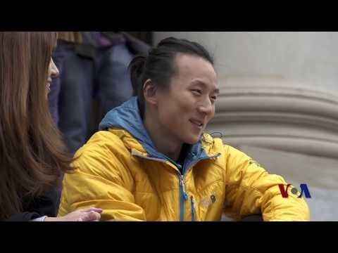 走进美国:31岁中国小伙成哈佛最年轻华人教授 (上)