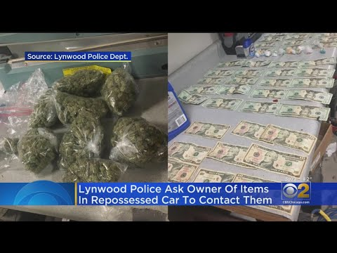 Chris Michaels - Lynwood Police Asking Owner Of All This Weed, Cash & X To Slide By To Talk