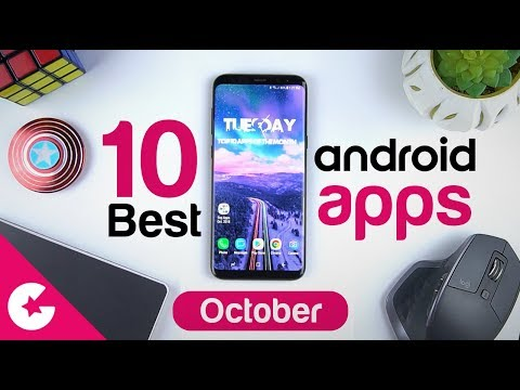 Top 10 Best Apps for Android - Free Apps 2018 (October)