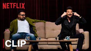 Anurag Kashyap & Anil Kapoor's Fight | AK vs AK | Netflix India