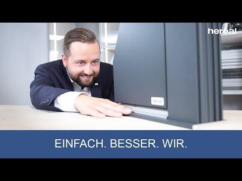 EINFACH. BESSER. WIR - Alexander, Produktmanagement | Heroal Erleben
