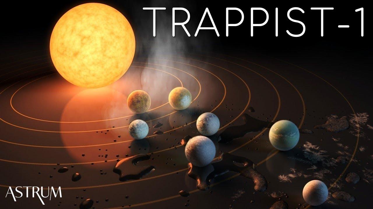 Algunas estrellas podrían albergar siete planetas habitables
