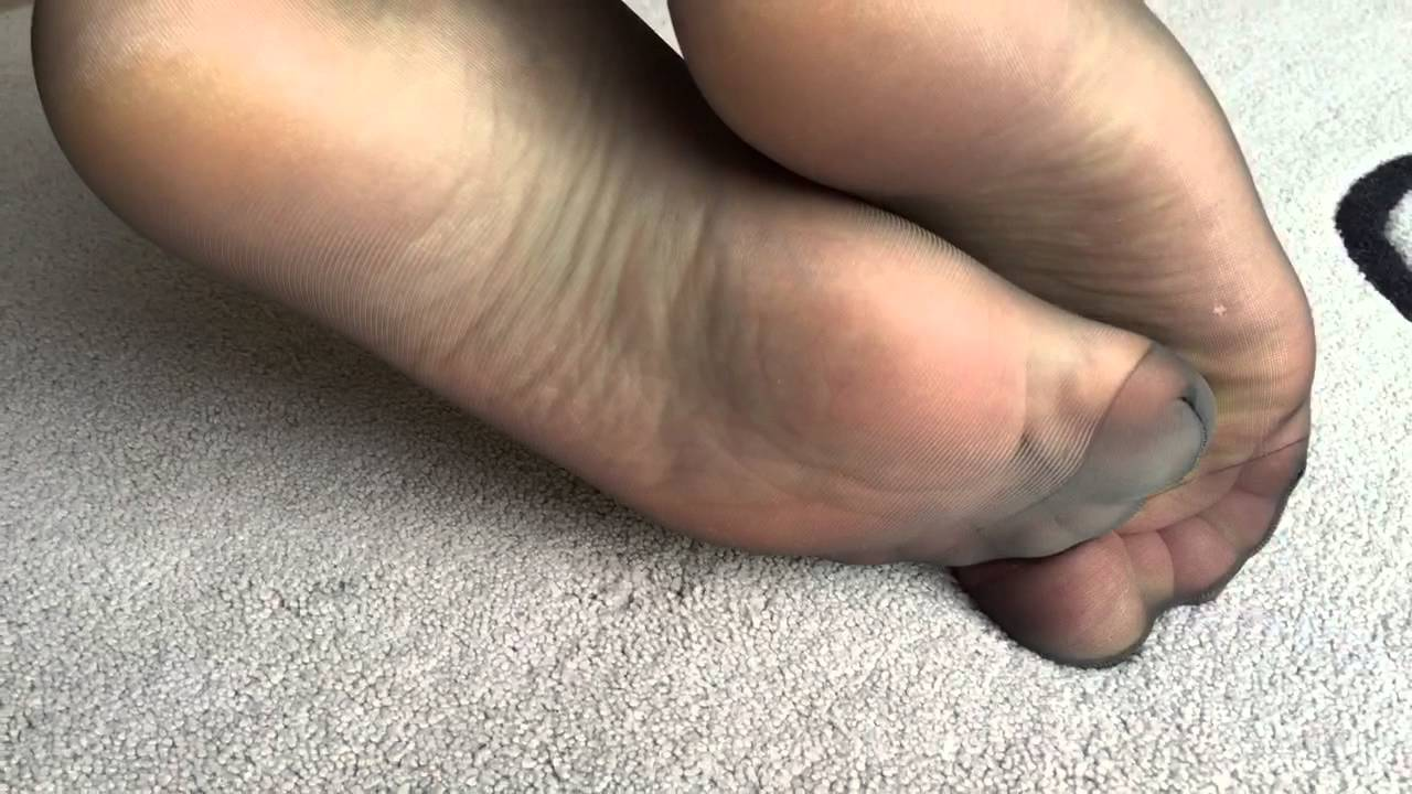 Nylon soles and toes