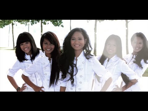 The Official Music Video PUJAAN MALAYA [remix] by MIRACLE 5