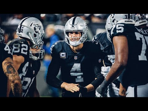 Mic'd Up: Derek Carr - Week 16 vs. Denver