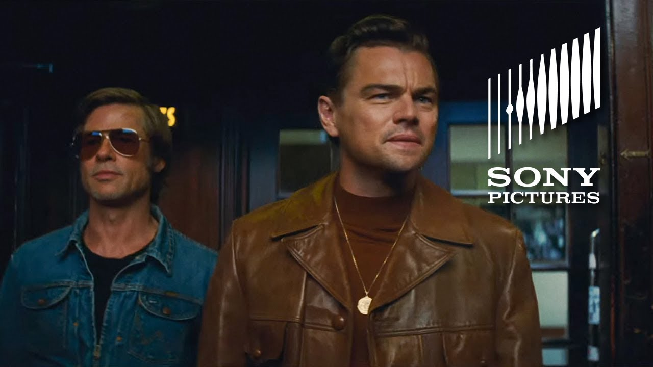 Once Upon A Time In Hollywood This Town Youtube