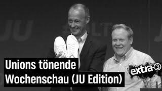 Unions tönende Wochenschau: Der Deutschlandtag bei der JU