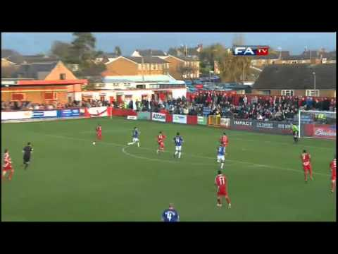 Download Alfreton Town 0-4 Carlisle  | The FA Cup 1st Round 12/11/11