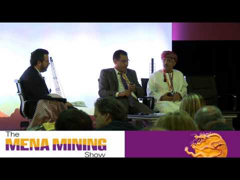 Panel: Global Mining Exploration & Attracting Projects To The Middle East & North Africa