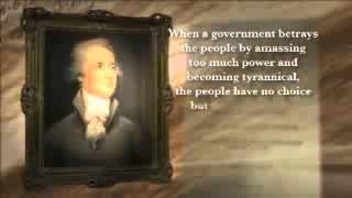 アメリカ合衆国憲法 修正第2条 歴史(英語+機械翻訳)