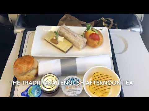Improved Catering on British Airways Club Europe Marseille to London Heathrow