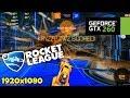 GTX 260 | Rocket League - 1080p Various Settings