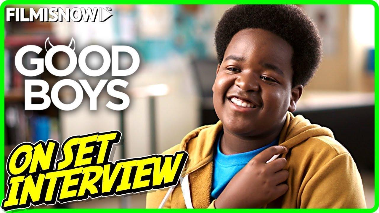 GOOD BOYS | Keith L. Williams