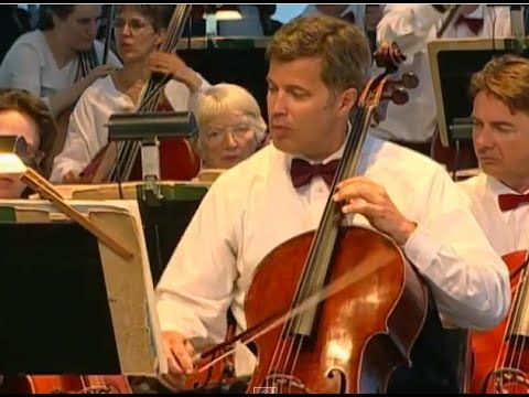 The Boston Pops Esplanade Orchestra - Stars And Stripes Forever - 7/16/2007 (Official)