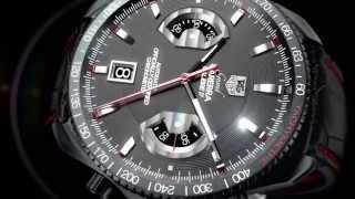Обзор часов TAG Heuer Grand Carrera(, 2015-07-25T04:20:47.000Z)