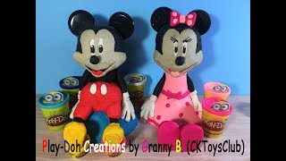 Play-Doh Creations compilation by Granny B. (CKToysClub).