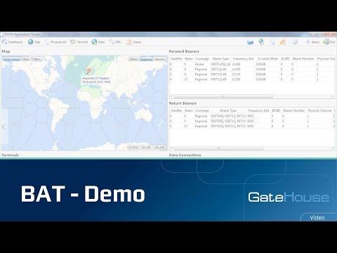 Gatehouse Telecom Bgan Application Tester