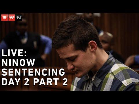 WATCH LIVE: Nicholas Ninow's sentencing Day 2 Part 2