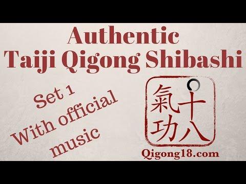 Taiji Qigong Shibashi Set 1