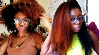 One of FusionofCultures's most viewed videos: L'Oreal Professionnel SteamPod on Natural Hair