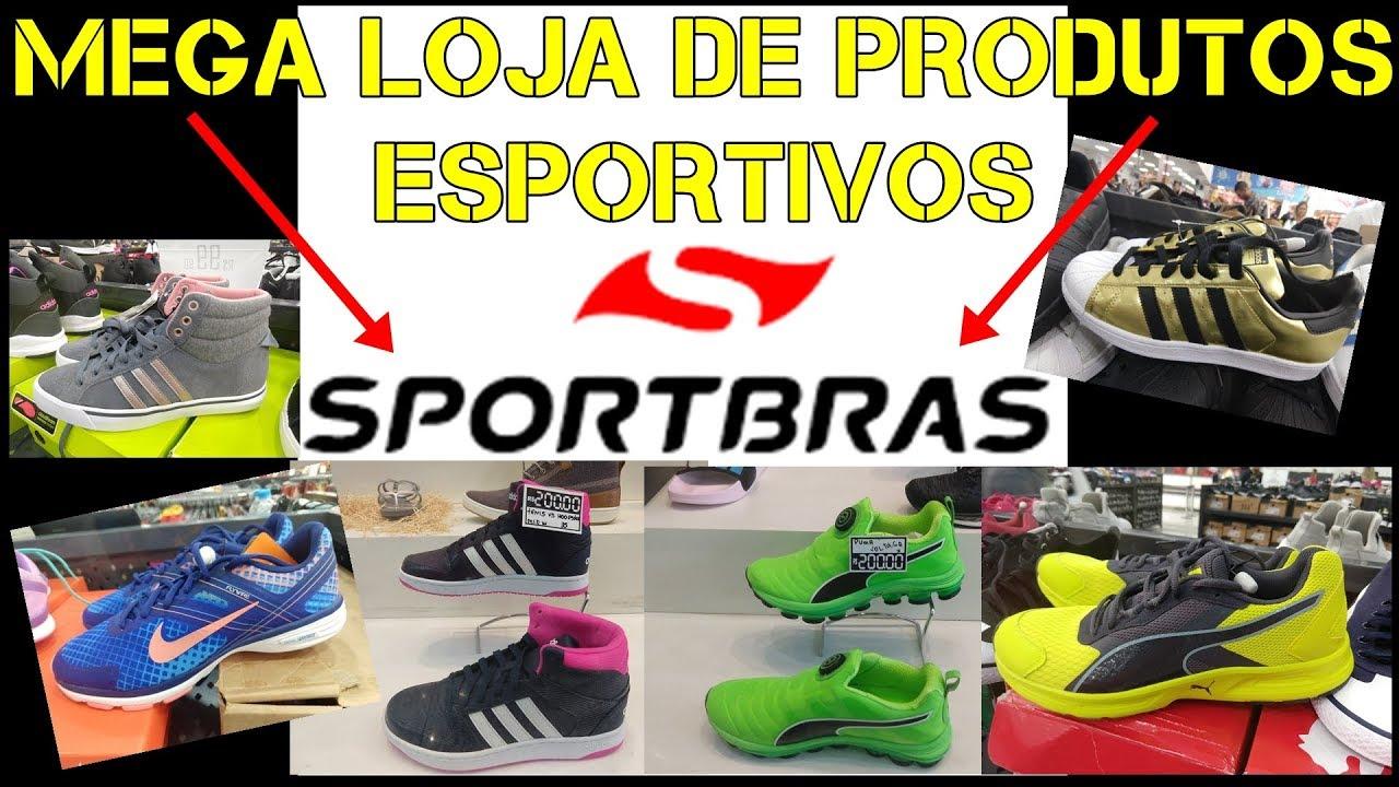 7a70e5188 Sport Brás 2019 - Mega Loja de Produtos Esportivos - YouTube