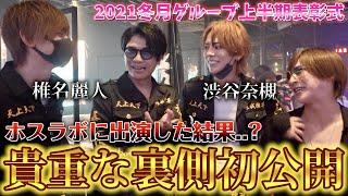 【歌舞伎町】2021冬月グループ上半期表彰式の裏側に密着!!
