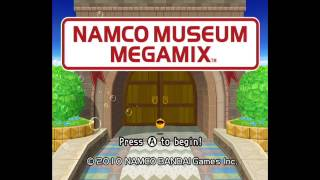 Namco Museum Megamix - Pac N