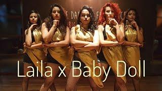 Laila x Baby Doll - Sunny Leone   The BOM squad   Svetana Kanwar Choreography