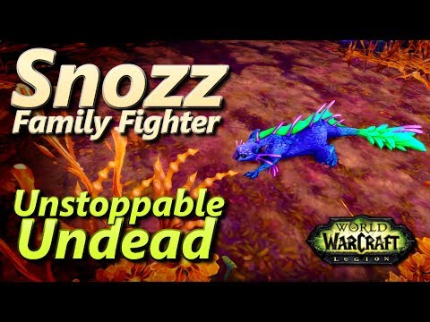 Snozz Unstoppable Undead