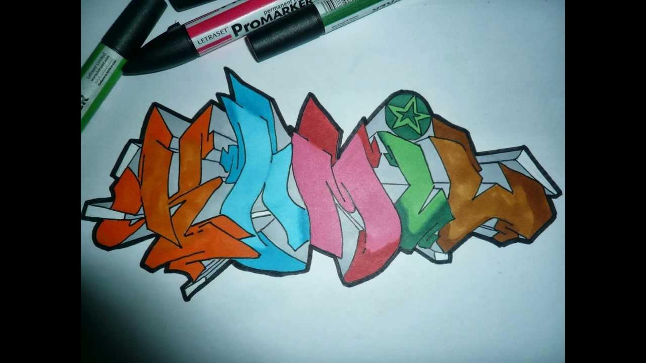 Graffitikamil