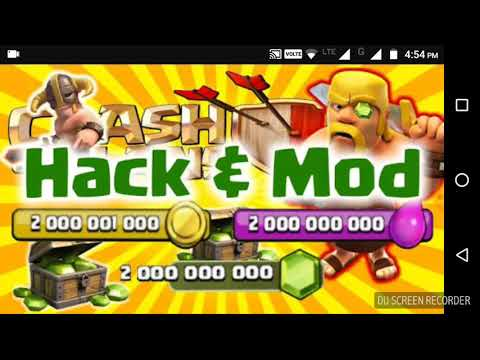 Clash Of Clan Hack Not Illegal