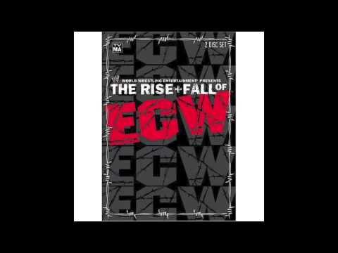 The rise and fall of ecw book