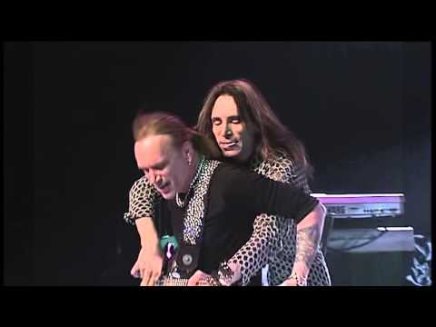 G3 2005 Steve Vai & Billy Sheehan Solo