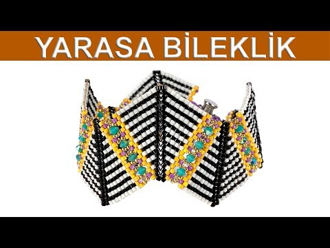 Yarasa Bileklik   Nazo Takı Tasarım Kursu (Bat Bracelet - Nazo Jewelry Design Course)