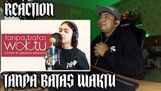 Download lagu Amanda Manopo ANDIN - Tanpa Batas Waktu COVER REACTION