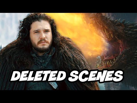 Game Of Thrones Season 8 Episode 6 Finale Alternate Ending and Deleted Scenes Br