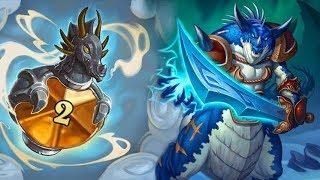 [Hearthstone] OTK Dragon Priest - Top 2 Legend!