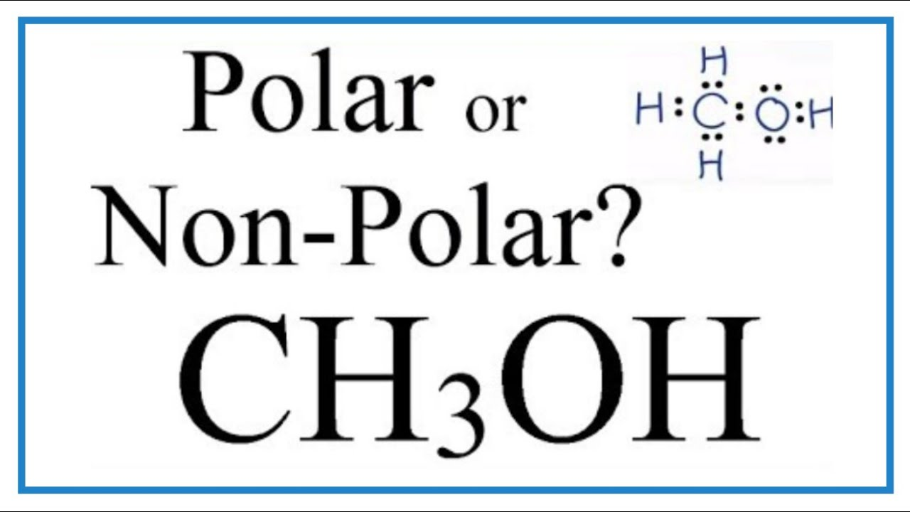 Is Ch3cooh Polar Or Nonpolar Acetic Acid By The Organic Chemistry Tutor