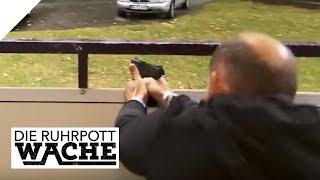 Verfolgungsjagd mit Schießerei! Wird der Täter lebend überführt? | Die Ruhrpottwache | SAT.1 TV