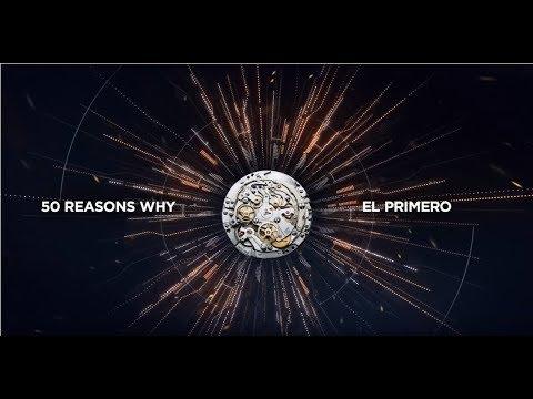 50 reasons to love El Primero
